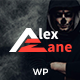Alex Zane - Photo/Portfolio WordPress Theme - ThemeForest Item for Sale