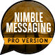 Nimble Messaging Bulk SMS Marketing Application For Business Pro Version - CodeCanyon Item for Sale