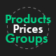 Product Prices Groups - CodeCanyon Item for Sale