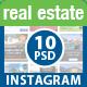 Real Estate Instagram - GraphicRiver Item for Sale