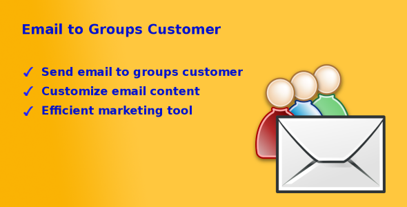Magento 2 Email Group Customer - CodeCanyon Item for Sale
