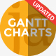 Gantt Chart PowerPoint Template - GraphicRiver Item for Sale