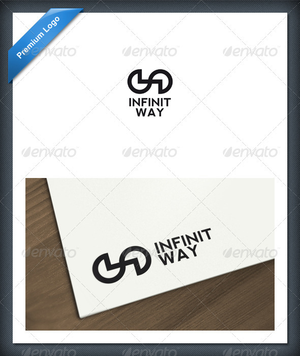 Infinit Way Logo Template - Symbols Logo Templates