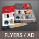 E-Commerce Fashion Flyer Template - GraphicRiver Item for Sale