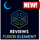 Reviews and Testimonials Element for Avada v5 Fusion Builder