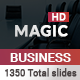 Business Magic PowerPoint Presentation Template - GraphicRiver Item for Sale