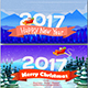 Christmas Cards Vector Illustrations - GraphicRiver Item for Sale