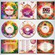 Colorful Christmas CD/DVD Album Covers Bundle Vol. 1 - GraphicRiver Item for Sale