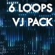 Interferences Vj Loop Pack - VideoHive Item for Sale