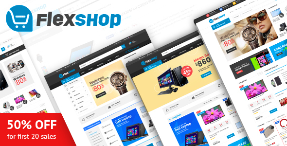 VG Flexshop – Multipurpose Responsive WooCommerce Theme