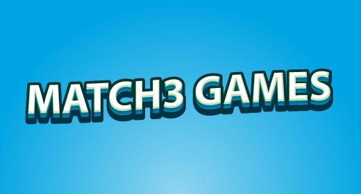 Match3 games
