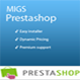 MIGS Prestashop Pro - CodeCanyon Item for Sale
