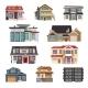 Suburban Houses Collection