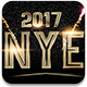 2017 NYE Facebook Cover - GraphicRiver Item for Sale