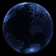 Earth Globe Hologram