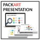 PackArt Presentation Template - GraphicRiver Item for Sale