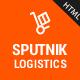 Sputnik Logistics Center HTML Nulled