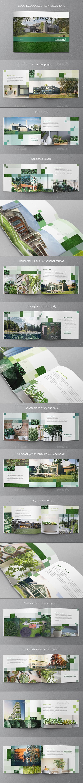 Cool Ecologic Green Brochure - Brochures Print Templates