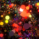 Magic Neon Particles Dance - VideoHive Item for Sale