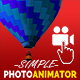 Simple Photo Animator - VideoHive Item for Sale