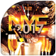 New Year 2017 Party Flyer - GraphicRiver Item for Sale