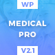MedicalPro - Health and Medical WordPress Theme Nulled