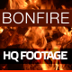 The Bonfire Glowing Particles - VideoHive Item for Sale