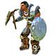 Warrior - 3DOcean Item for Sale