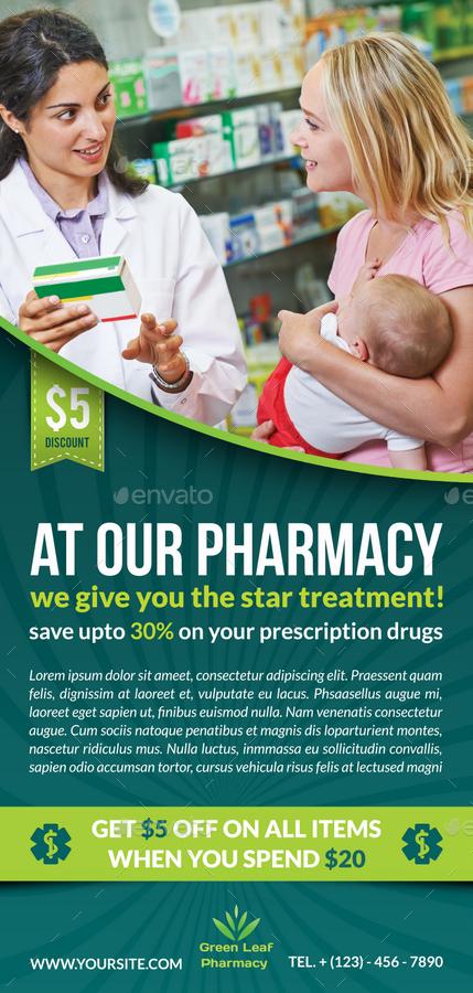 Pharmacy Flyers Aksuyq Eye