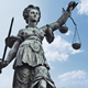 Justice Statue With Sword And Scale - VideoHive Item for Sale