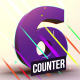 Swipe Colored Counters - VideoHive Item for Sale
