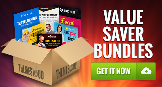 VALUE SAVER HTML5 BANNER BUNDLES