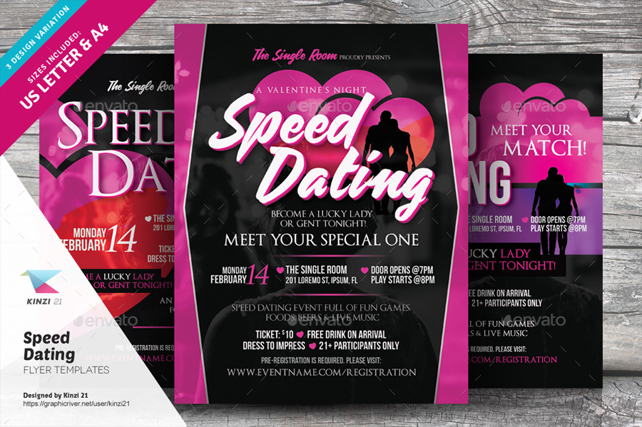 speed dating near romford