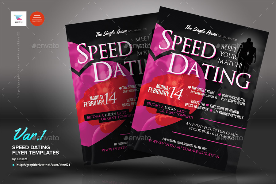 speed dating flyers templates The couples then have a set amount of time to converse with each other true to its name, speed dating usually only allows form speed dating final3.
