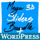 Mega 3D Sliders BUNDLE