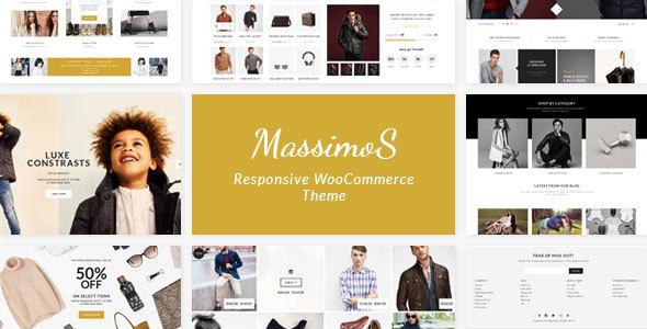Massimos – Responsive WooCommerce Theme
