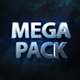 Mega Pack Photoshop Actions Bundle - GraphicRiver Item for Sale