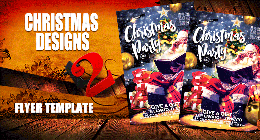 Christmas Design Template