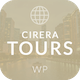 Cireratours - Tours/Events Booking WordPress Theme Nulled