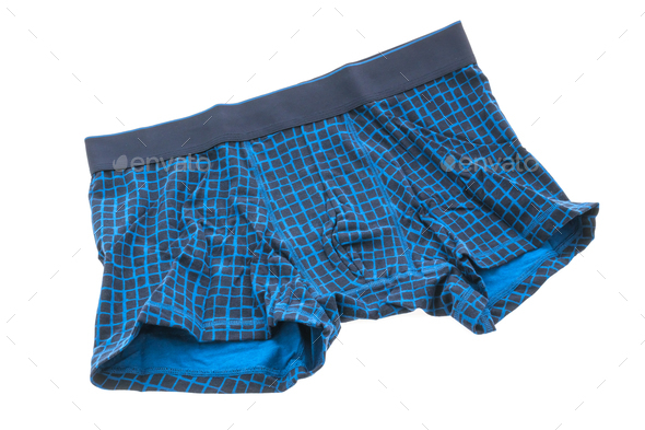 Man underwear for clothing - Stock Photo - Images