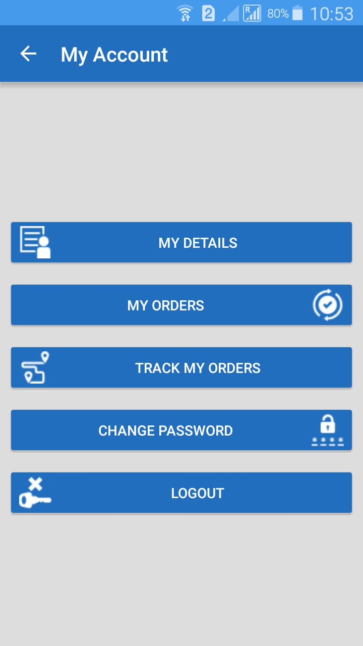E-Commerce App With Payment Gateway