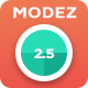 MODEZ - Responsive Prestashop 1.6 Theme + Blog Nulled