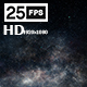 Space Milky 01 - VideoHive Item for Sale