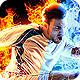 Burn Flame Photoshop Action - GraphicRiver Item for Sale