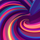 Colorful Creamy Swirl Background - VideoHive Item for Sale