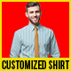 Shirt Mockup Model - GraphicRiver Item for Sale