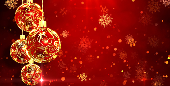 Red Christmas Background.Red Christmas Background