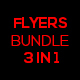 3 in 1 City Flyer Bundle Vol. 2 - GraphicRiver Item for Sale
