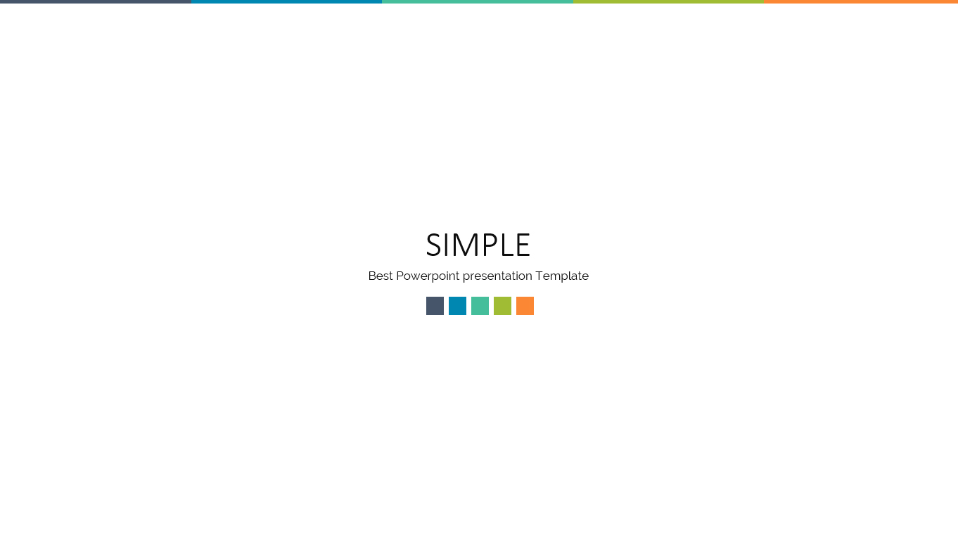 simple powerpoint presentation template business powerpoint templates screenshots1jpg