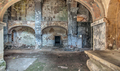 Interior of the abandoned church of All Saints - PhotoDune Item for Sale